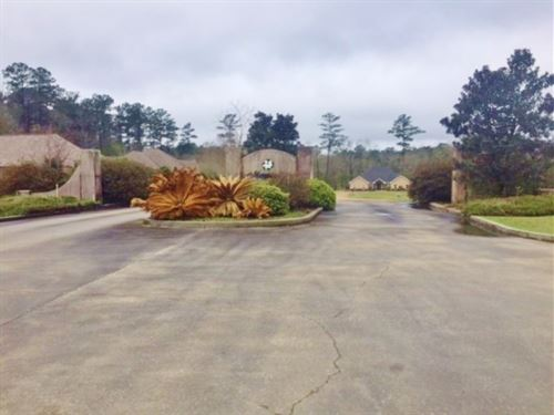 McComb MS Subdivision Building Lot : McComb : Pike County : Mississippi
