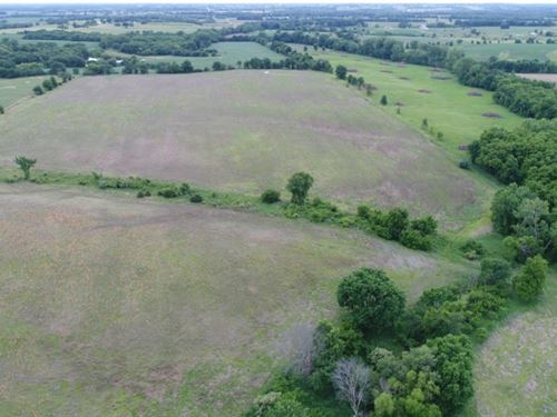 Great Farm With Crp Income : Tina : Carroll County : Missouri