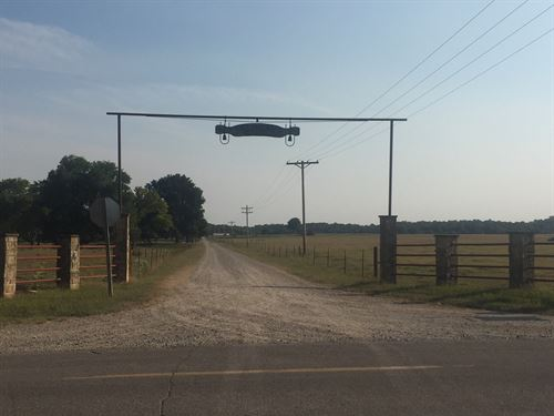 Kielhorn Ranch : Arkansas City : Cowley County : Kansas