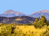 Ranch W/ Utilities & Road Frontage : Trinidad : Las Animas County : Colorado