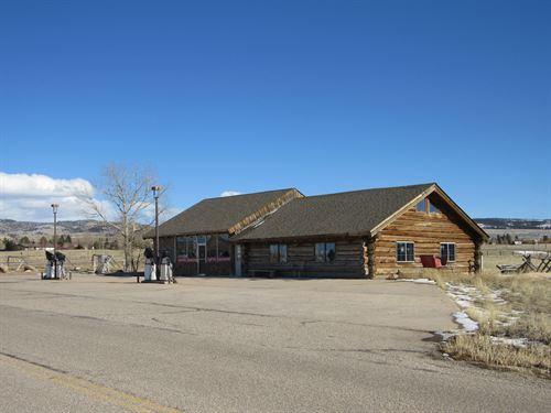Tumbleweed Express : Laramie : Albany County : Wyoming