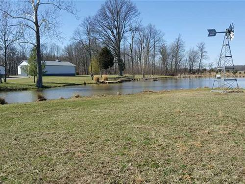 44 Acre Farm in Decatur County, IN : Westport : Decatur County : Indiana