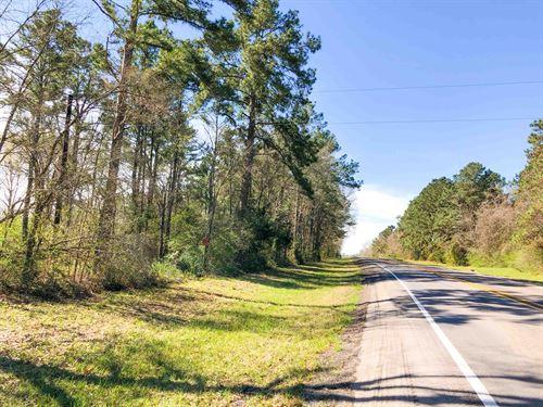 1.3 Acres Fm 1374 : Huntsville : Walker County : Texas