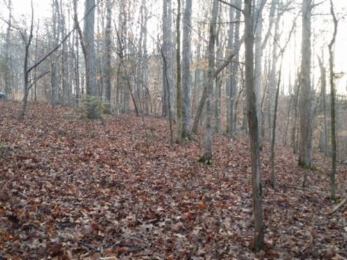 .82Ac Beautiful Lot Overlooking Wes : Alpine : Overton County : Tennessee