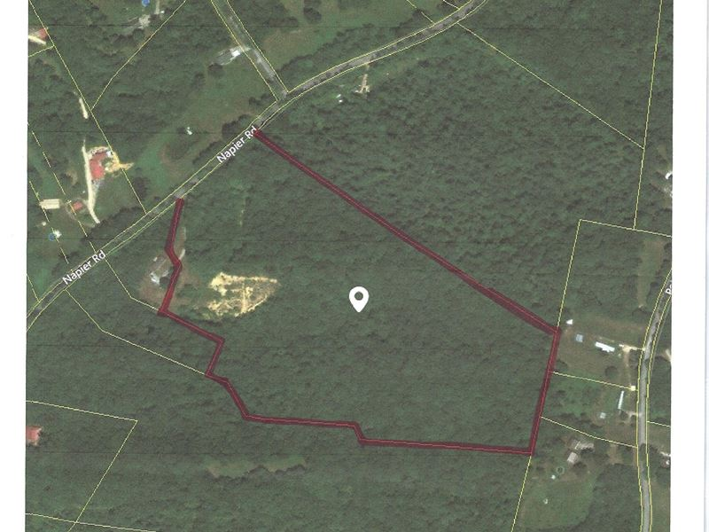 Hohenwald Tennessee Map.23 1 Acres With Timber Creek Land For Sale Hohenwald Lewis