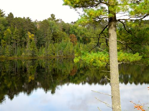 2 Story Home On A Quiet Lake : Minocqua : Oneida County : Wisconsin
