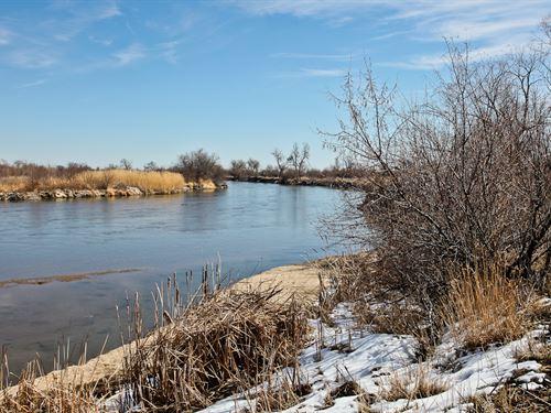 North Platte Waterfowl Mecca : Melbeta : Scotts Bluff County : Nebraska