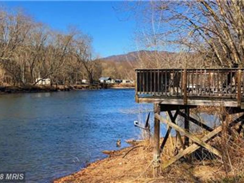River Front Privacy : Springfield : Hampshire County : West Virginia