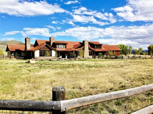 Casa Tres Unos At Eagle Ridge Ranch : Gunnison : Colorado