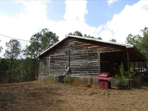 47 Acre Hunting Retreat In Leake Co : Carthage : Leake County : Mississippi