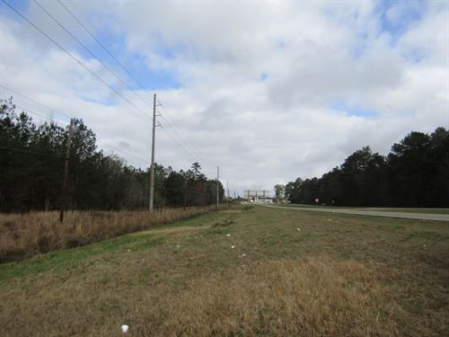 5.69 Acre Commercial Property In Fo : Hattiesburg : Forrest County : Mississippi