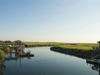 Waterfront Ocean Access Estate : Brunswick : Glynn County : Georgia