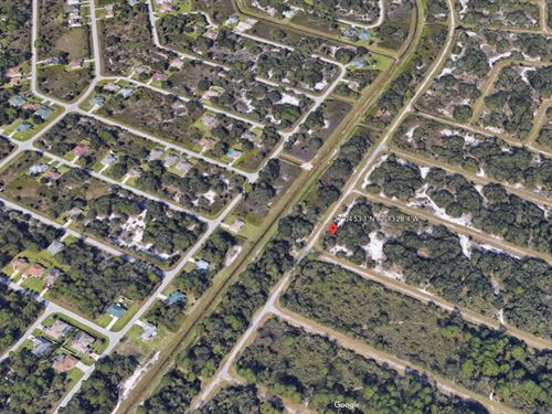 .25 Acres In North Port, FL : North Port : Sarasota County : Florida