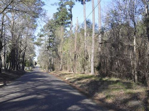 24 Wooded Acres With Utilities Ava : Lufkin : Angelina County : Texas