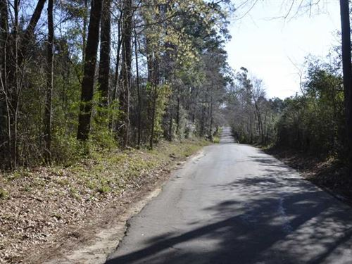 27 Acre Tract With Utilities Avail : Lufkin : Angelina County : Texas