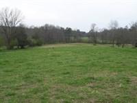 North Georgia Large Acreage Farm : Commerce : Banks County : Georgia