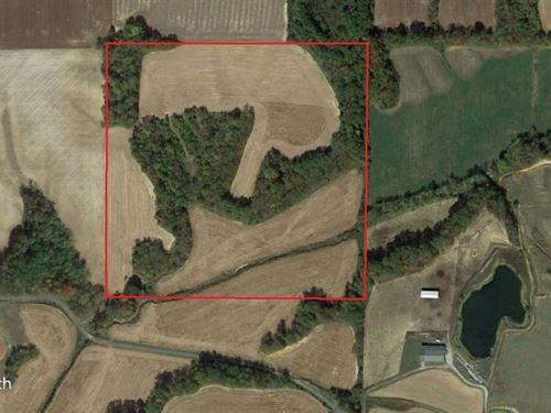 Crooked Creek Farm : Ashley : Washington County : Illinois