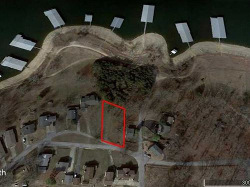 Residential Lot in Shell Knob, Mis : Shell Knob : Barry County : Missouri