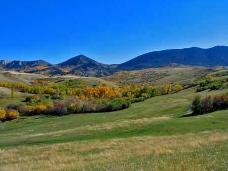 O H Ranch : Big Horn : Sheridan County : Wyoming