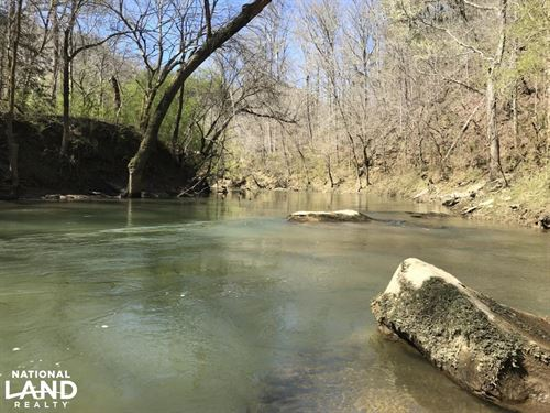 Lost Creek Hunting And Recreational : Parrish : Walker County : Alabama
