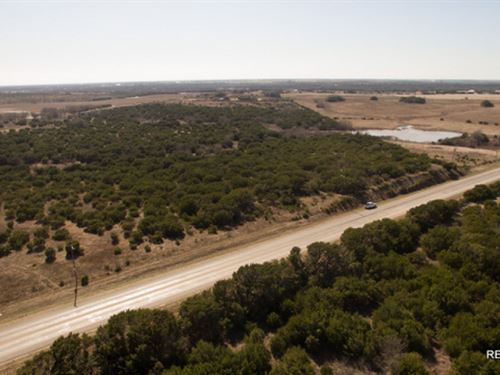 34 Ac, Tract For Rural Home Sites : Stephenville : Erath County : Texas