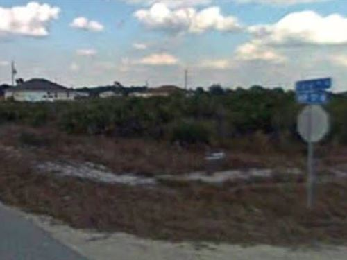 Lee County, Fl $27,500 Neg : Lehigh Acres : Lee County : Florida
