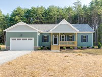 Beautiful New Home On 3 Acres : Gum S : Goochland County : Virginia