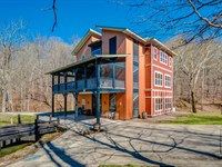 Unique Home On 133 Acres : Franklin : Williamson County : Tennessee