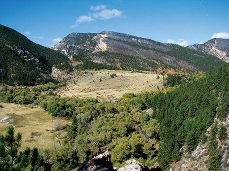 Robinson Canyon Ranch : Buffalo : Johnson County : Wyoming