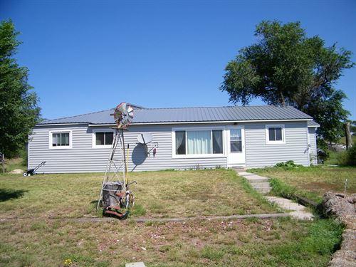 Weisbrook Property : Kimball : Nebraska