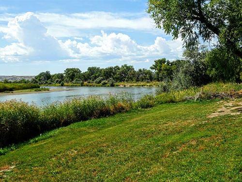 Winding River Ranch : Douglas : Converse County : Wyoming
