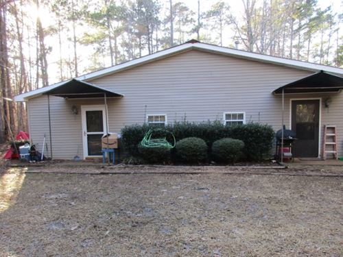 2 Acres In Oktibbeha County W/Home : Maben : Oktibbeha County : Mississippi