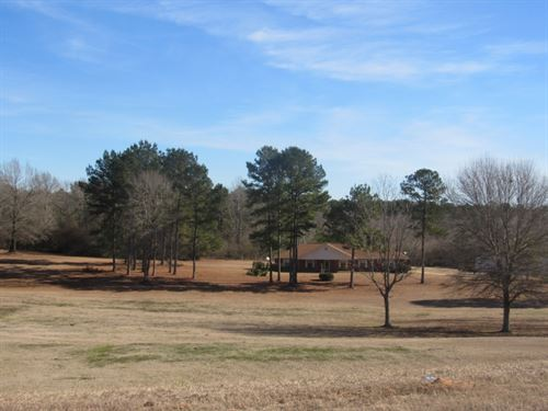 House On 21 Acres : Tylertown : Walthall County : Mississippi