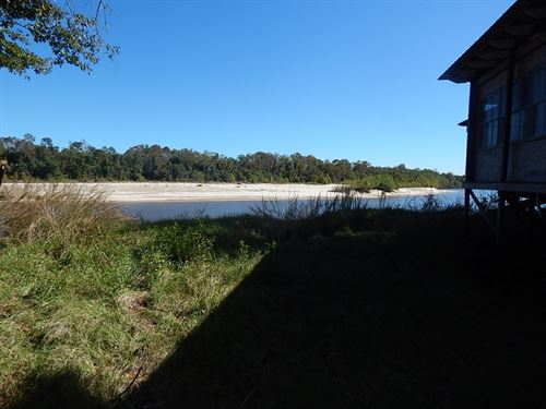 Pearl River 1 Acre : Angie : Washington Parish : Louisiana