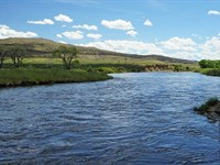 Continental Divide Ranch : Rawlins : Carbon County : Wyoming