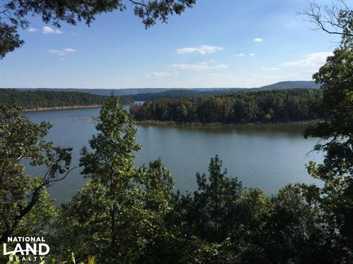 Burnt Ridge Rd Lakefront Lot 1 on : Shirley : Van Buren County : Arkansas