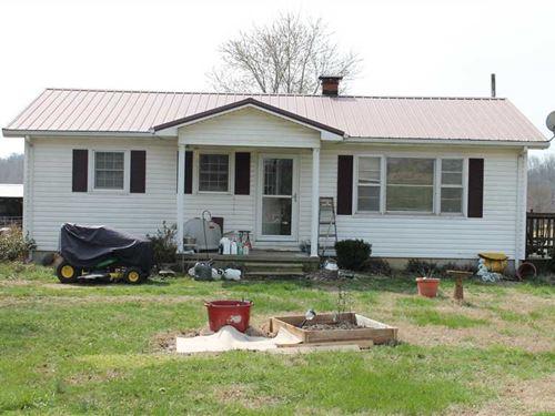 30+ Acre Farm - Columbia, KY - Kno : Columbia : Adair County : Kentucky
