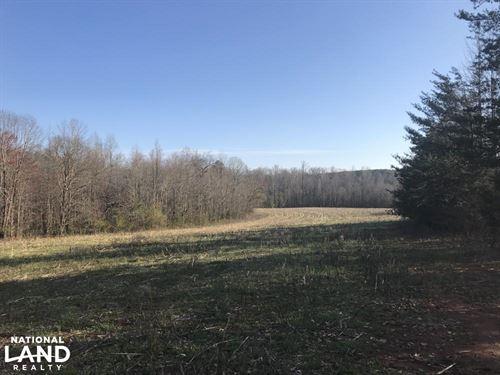 Lincoln County Farmland And Hunting : Lincolnton : Lincoln County : North Carolina