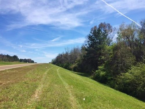 Small Acreage Land For Sale Hwy 98 : Tylertown : Walthall County : Mississippi
