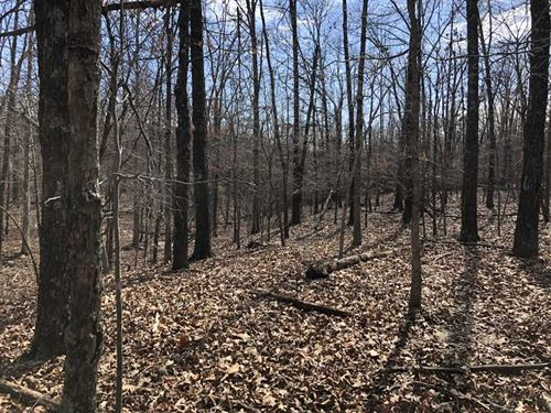 5 Acres Great Residential Lot Hi : Highland : Sharp County : Arkansas