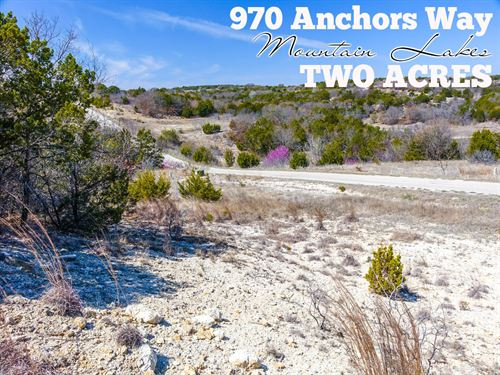 2.07 Acres In Erath County : Bluff Dale : Erath County : Texas