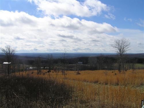 Views To The Blue Ridge Mountains : Dunlap : Sequatchie County : Tennessee