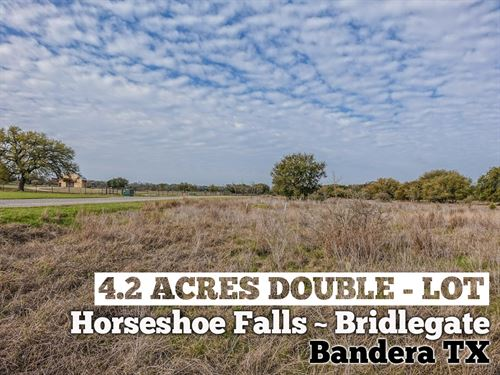 4.2 Acres In Bandera County : Bandera : Texas