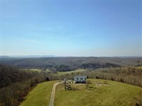 Beautiful Large Home a Mile & 1/2 : Marshall : Searcy County : Arkansas