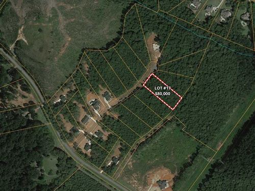 1.07 Acres in Brawley Woods, Moore : Mooresville : Iredell County : North Carolina