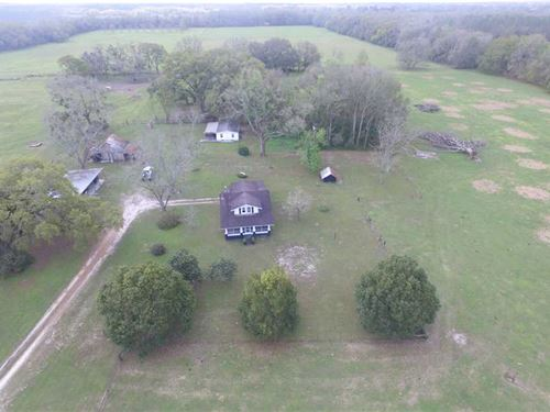 160 & 204 Carriage Way, Lee, FL : Lee : Madison County : Florida