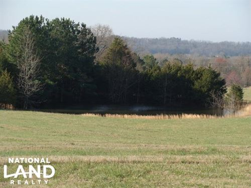 16.85 Acres of Pasture And/Or Devel : Romance : White County : Arkansas
