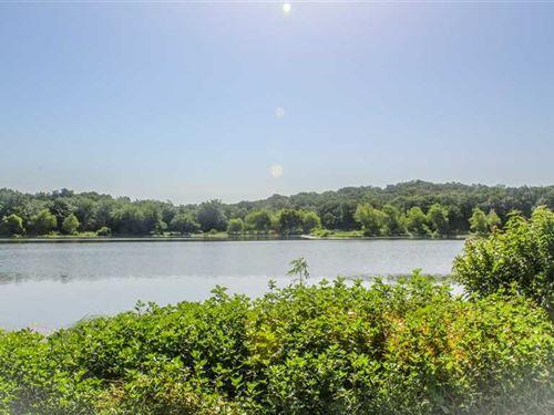The Lake on Sheep Creek Pontotoc : Fittstown : Pontotoc County : Oklahoma