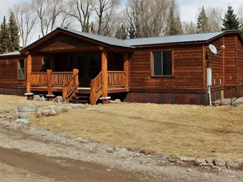 Three River Cabins : Lake City : Hinsdale County : Colorado