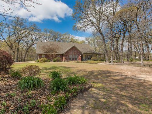 Pleasant Grove Estates : Sulphur Springs : Hopkins County : Texas